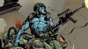 Rebellion Releases Rogue Trooper Redux Trailer