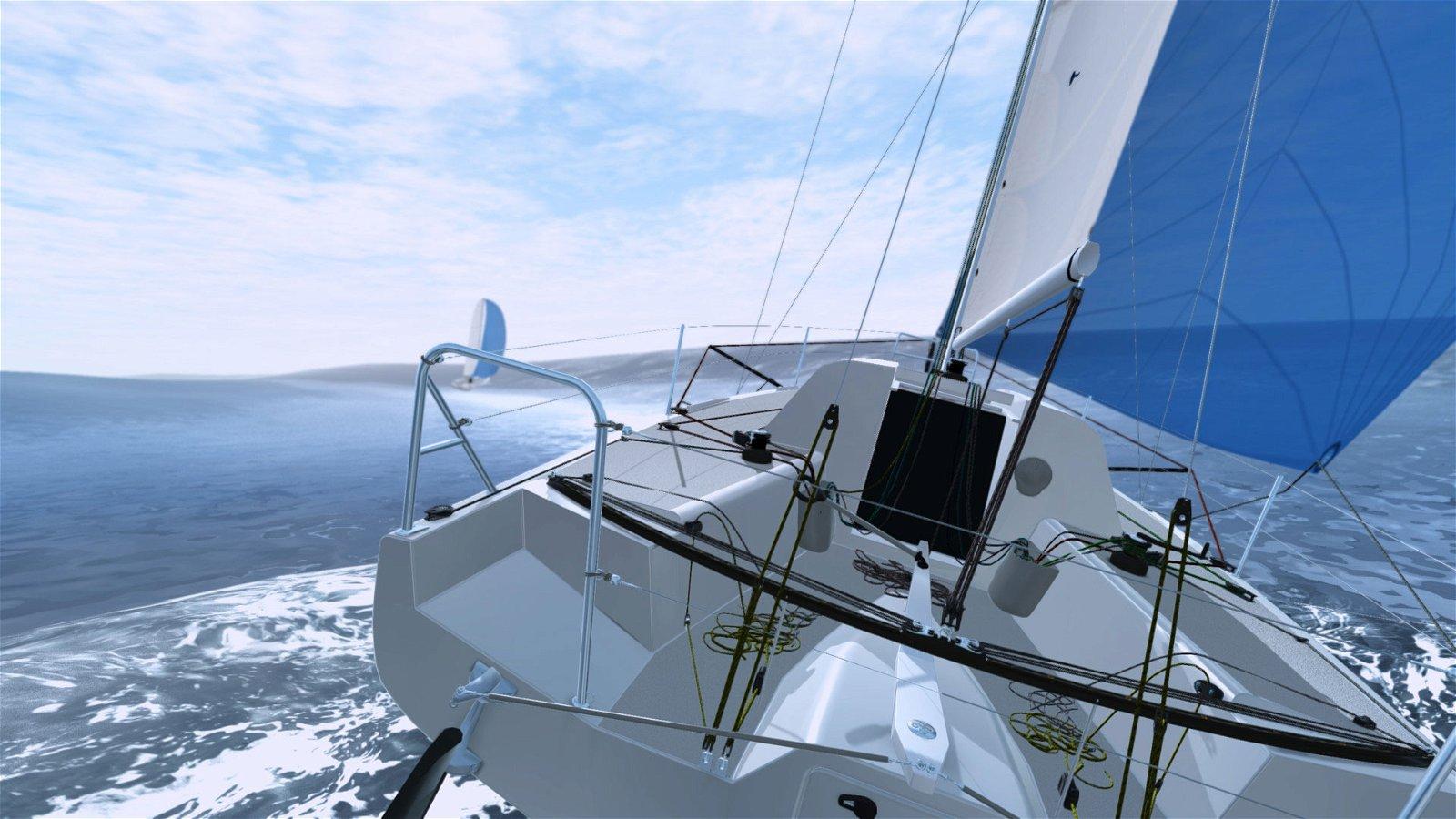 Sailaway Preview- Relaxing Sailing Sim
