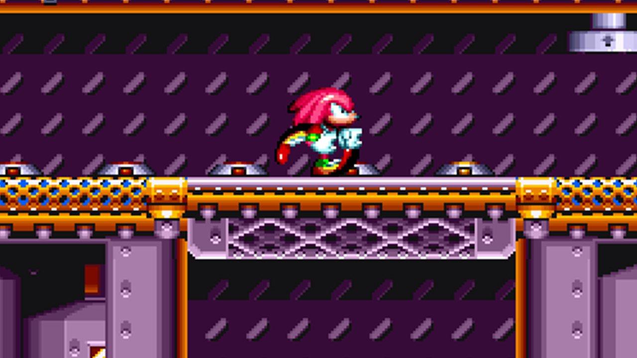 Sega Shows off More Sonic Mania Footage