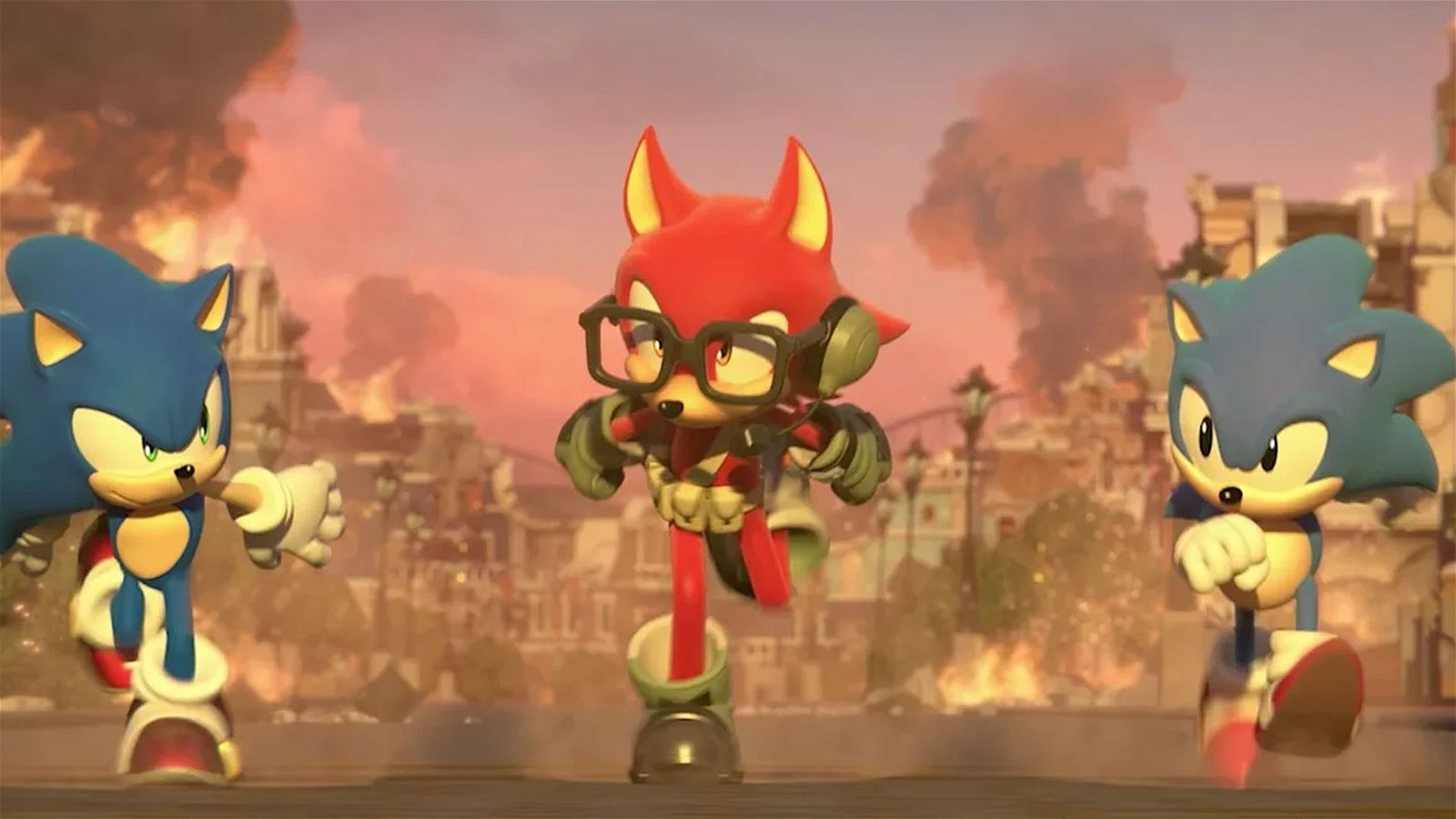 Sonic Forces to Include a Character Creator 1