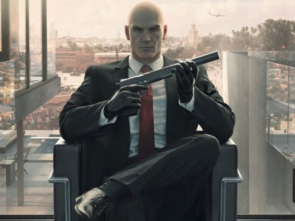 Square Enix May Include Hitman Rights in IO Sale