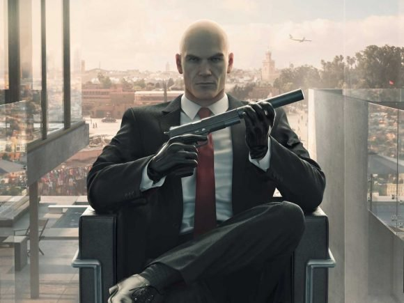 Square-Enix Parting Ways With Hitman Developer Io-Interactive
