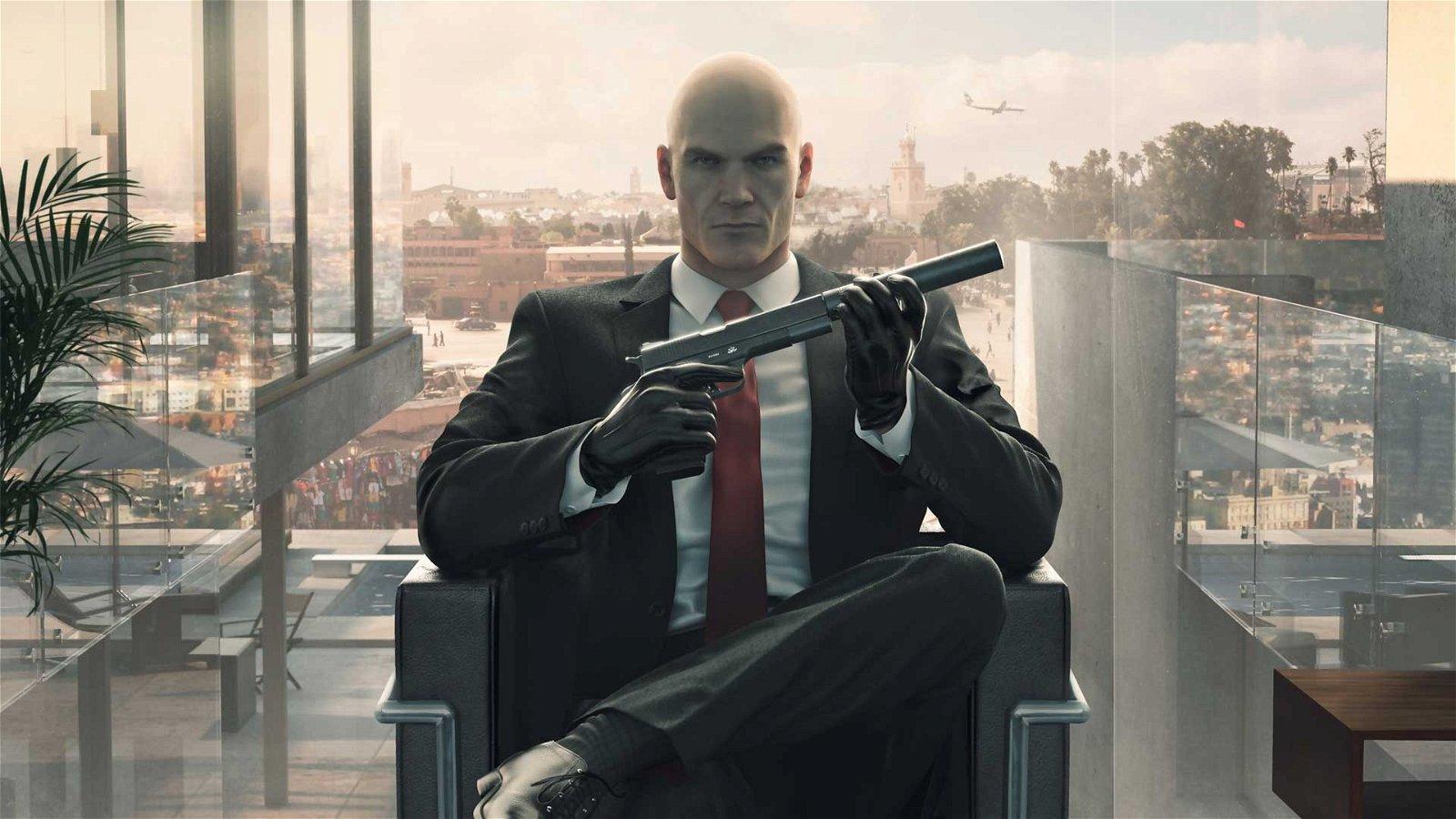 Square-Enix Parting Ways With Hitman Developer IO Interactive