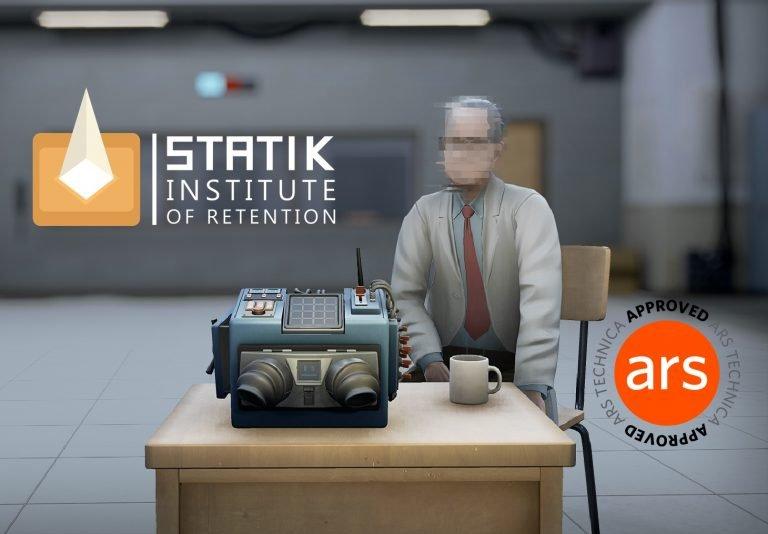 Statik Review - VR Puzzling 3