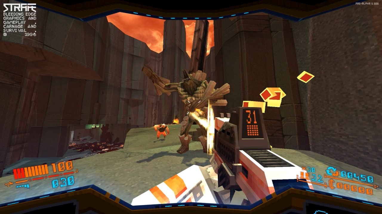 Strafe Review - Not What It Wants To Be 5