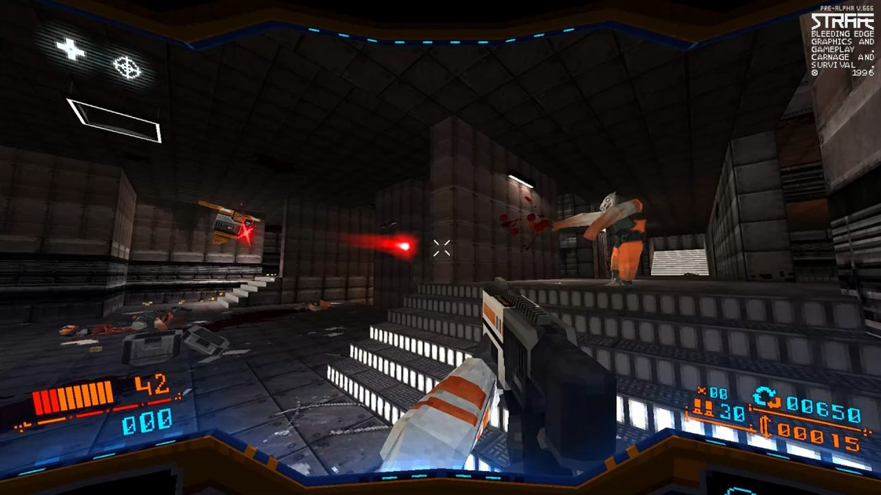 Strafe Review - Not What It Wants To Be 6