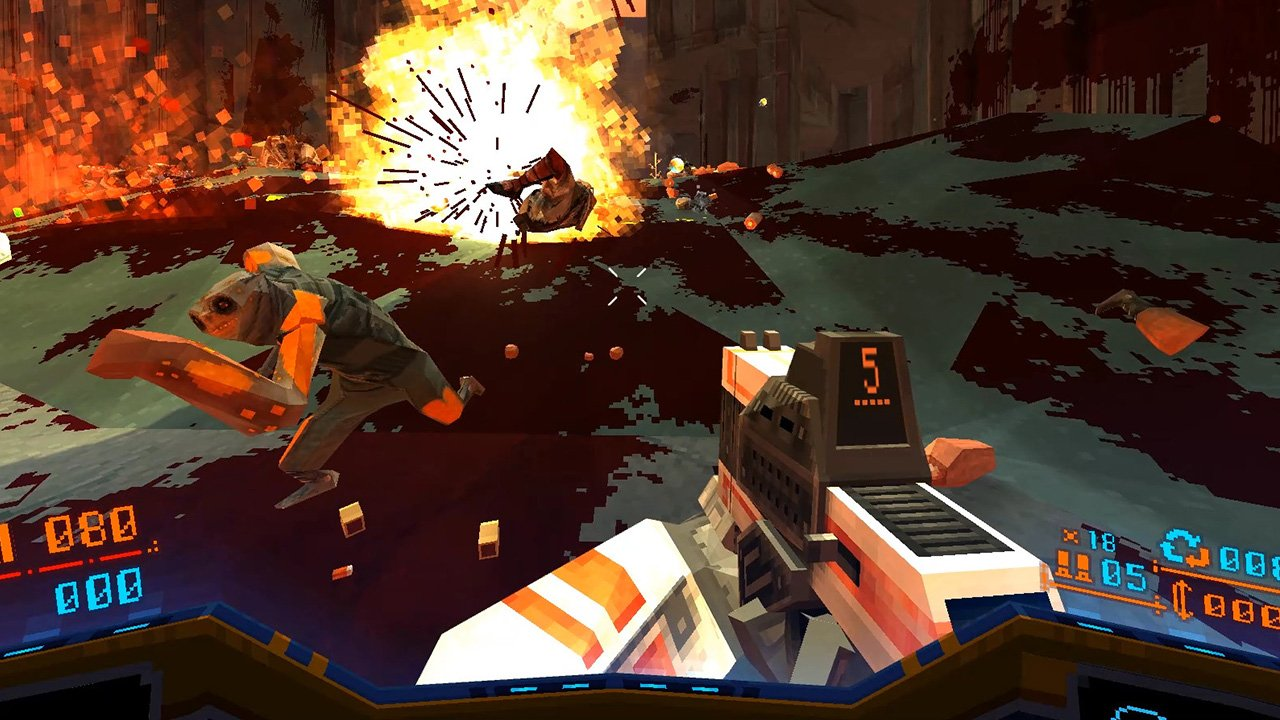STRAFE Review - Not What it Wants to Be 1
