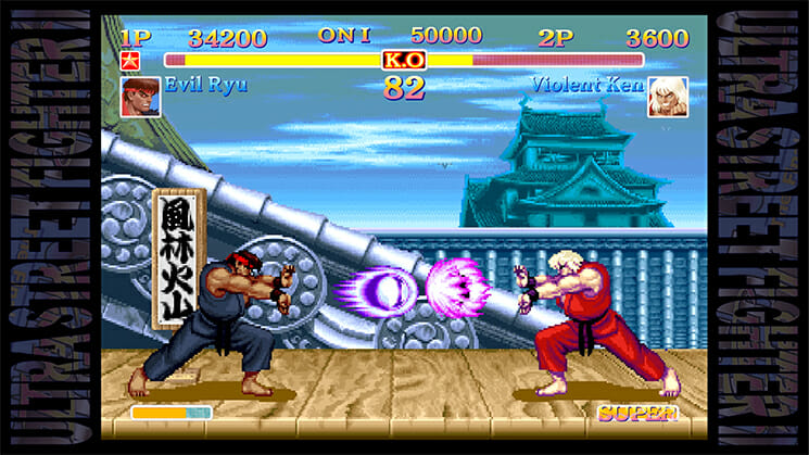 Street Fighter Ii Turbo Hd Remix Review - A Nostolgic Ride 2