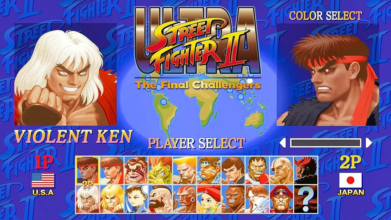 Street Fighter Ii Turbo Hd Remix Review - A Nostolgic Ride 4