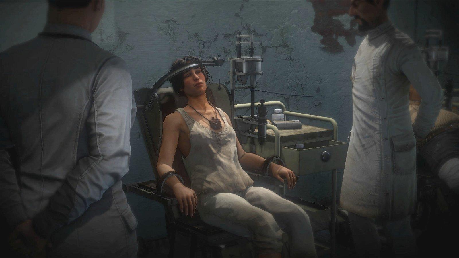 Syberia 3 Review - Awkward Translation 2