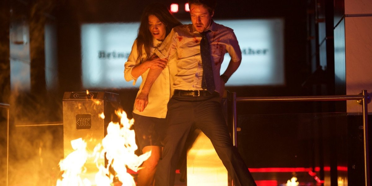 The Belko Experiment Review -Cynical Satire 2