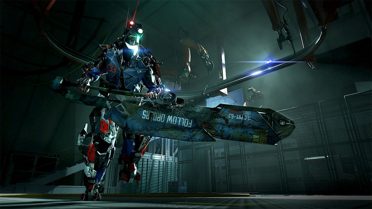 The Surge Review - Another Decent Souls-Like