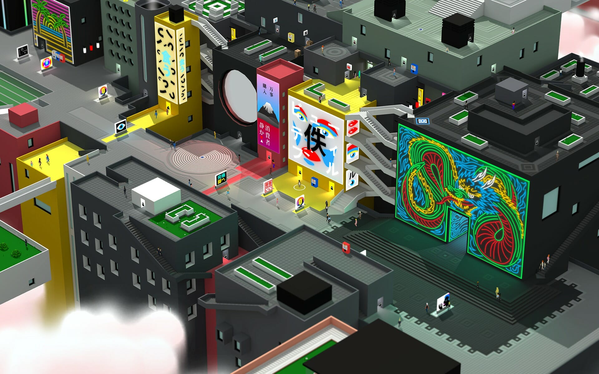 Tokyo 42 Review - Tons of Style 4