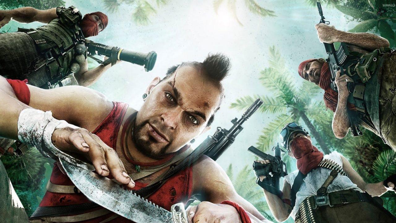 Ubisoft Anounces Far Cry 5