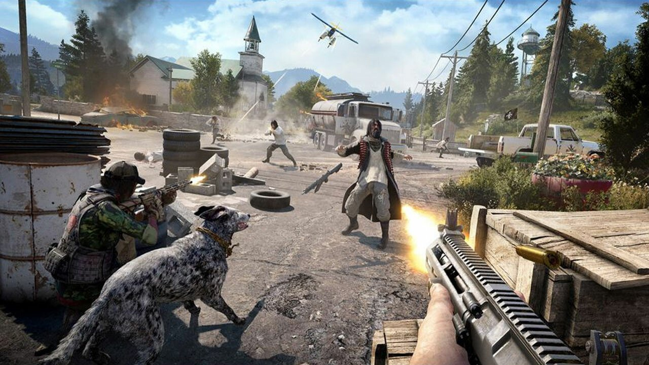 Ubisoft Releases Far Cry 5 Debut Trailers and Details 1