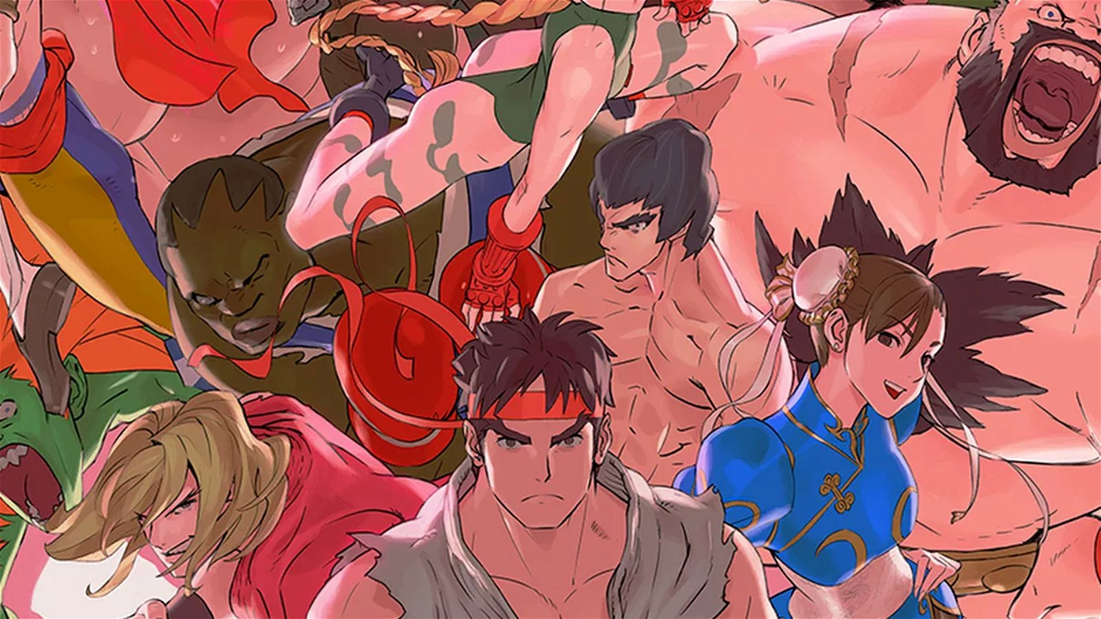 Ultra Street Fighter II: The Final Challengers Switch Review 2
