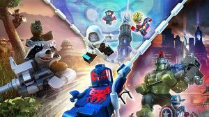 WB Games Announces Lego Marvdel Super Heroes 2