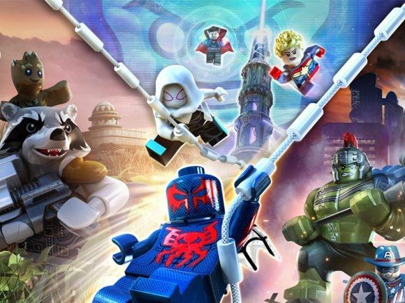 WB Games Announces Lego Marvdel Super Heroes 2