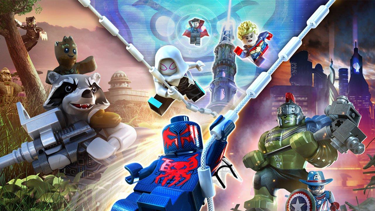 WB Games Announces Lego Marvel Super Heroes 2