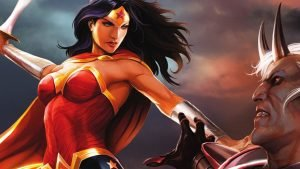 Wonder Woman Commemorative Edition Blu-Ray Give Away