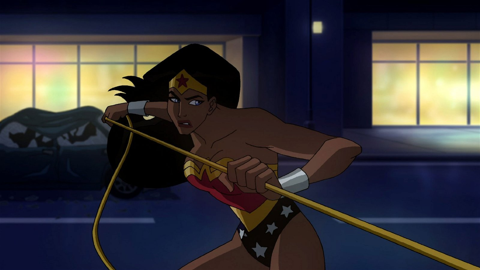 Wonder Woman Commemorative Edition Blu-ray (2009) Review 6