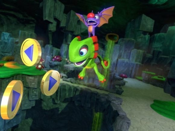 Yooka-Laylee Update is on the Horizon