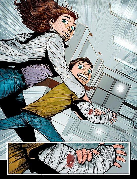 Zomben #1 Review - A Fresh Take On Zombies