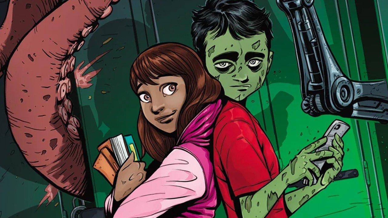 ZOMBEN #1 Review - A Fresh Take on Zombie Lore 2