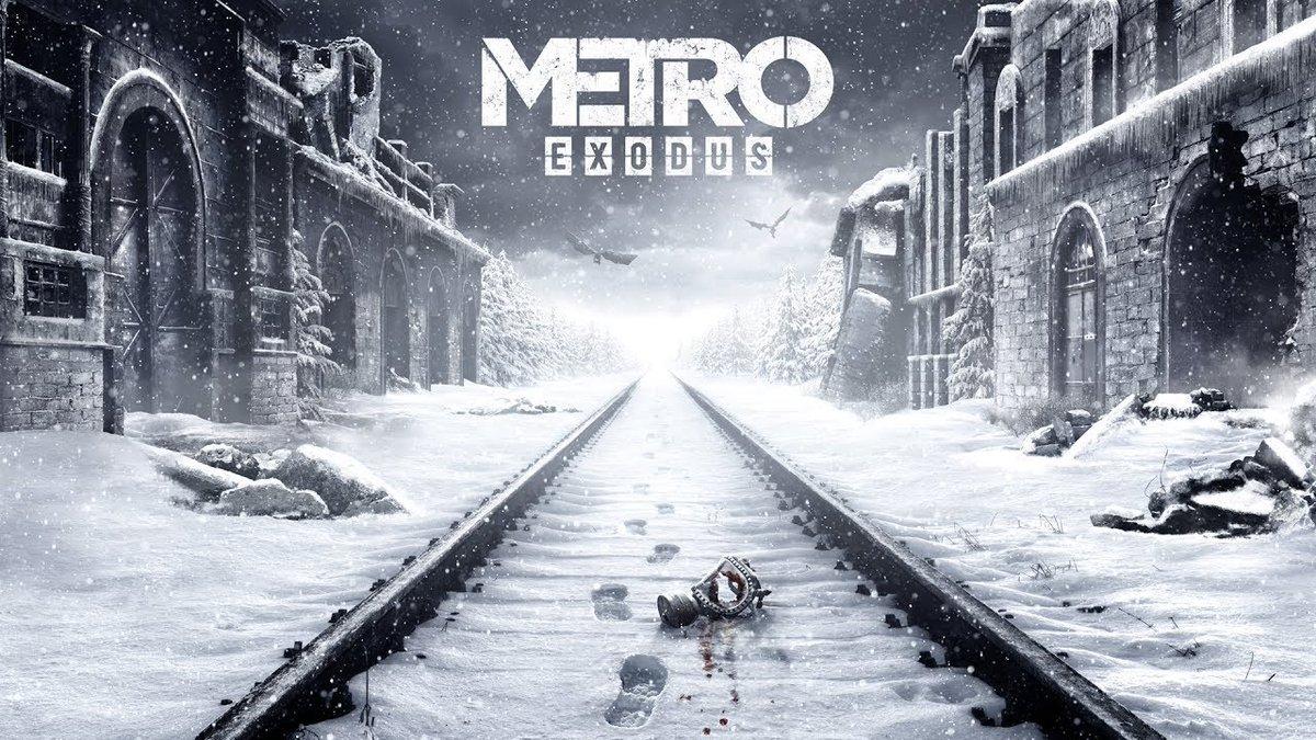 Metro Exodus Announced For 2018