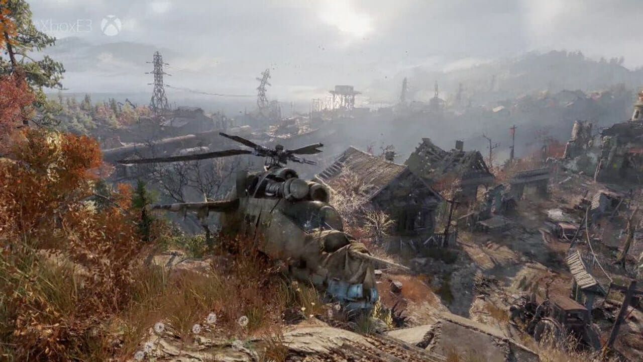 4A Games Announces Metro: Exodus During Microsoft Xbox E3 2017 Conference 1