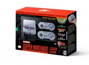 Nintendo Officially Unveils SNES Classic, Includes Star Fox 2