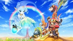 Ever Oasis Review - A Desert Rose