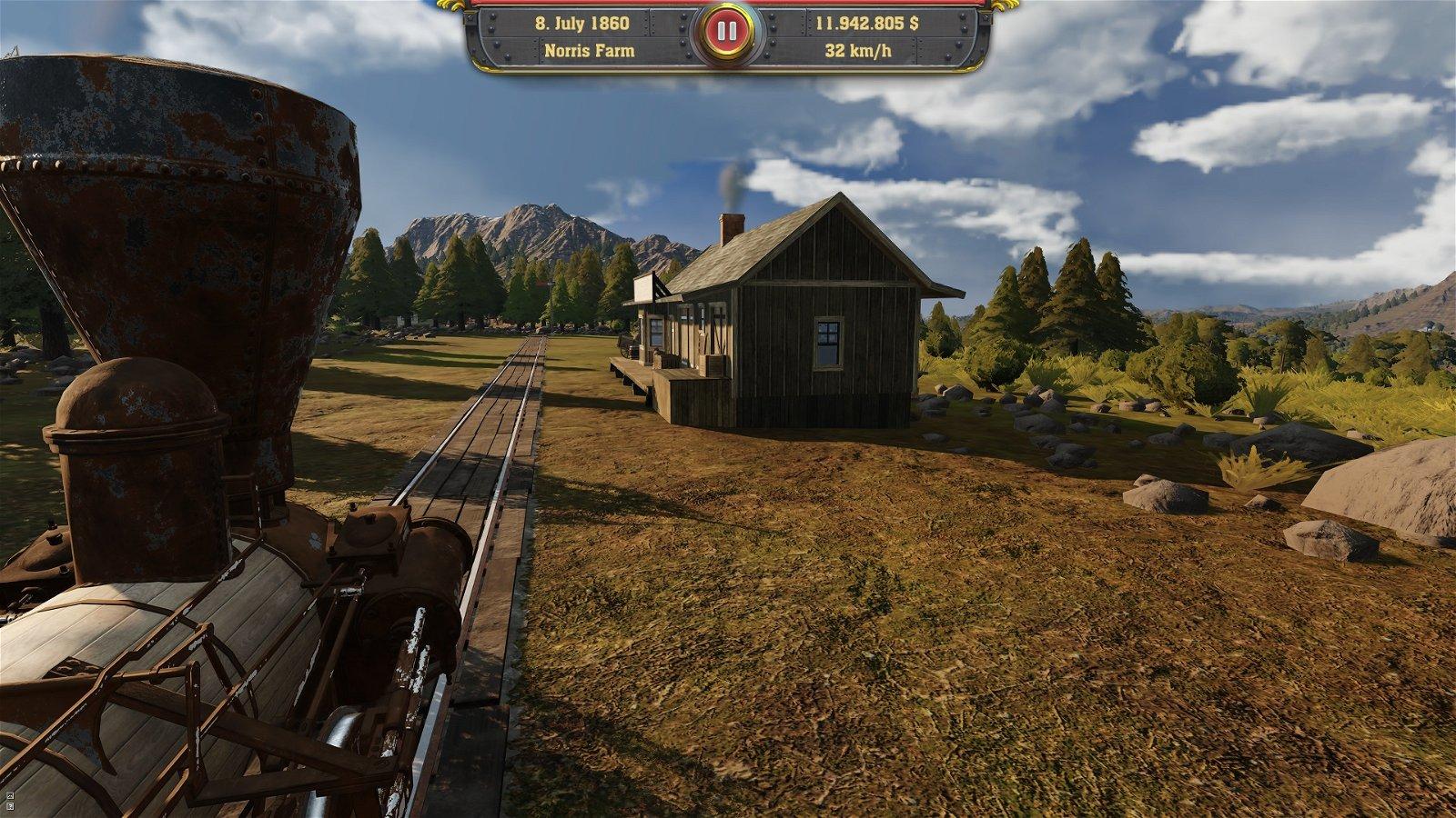 All Aboard Railway Fans! New Railway Empire Trailer 1
