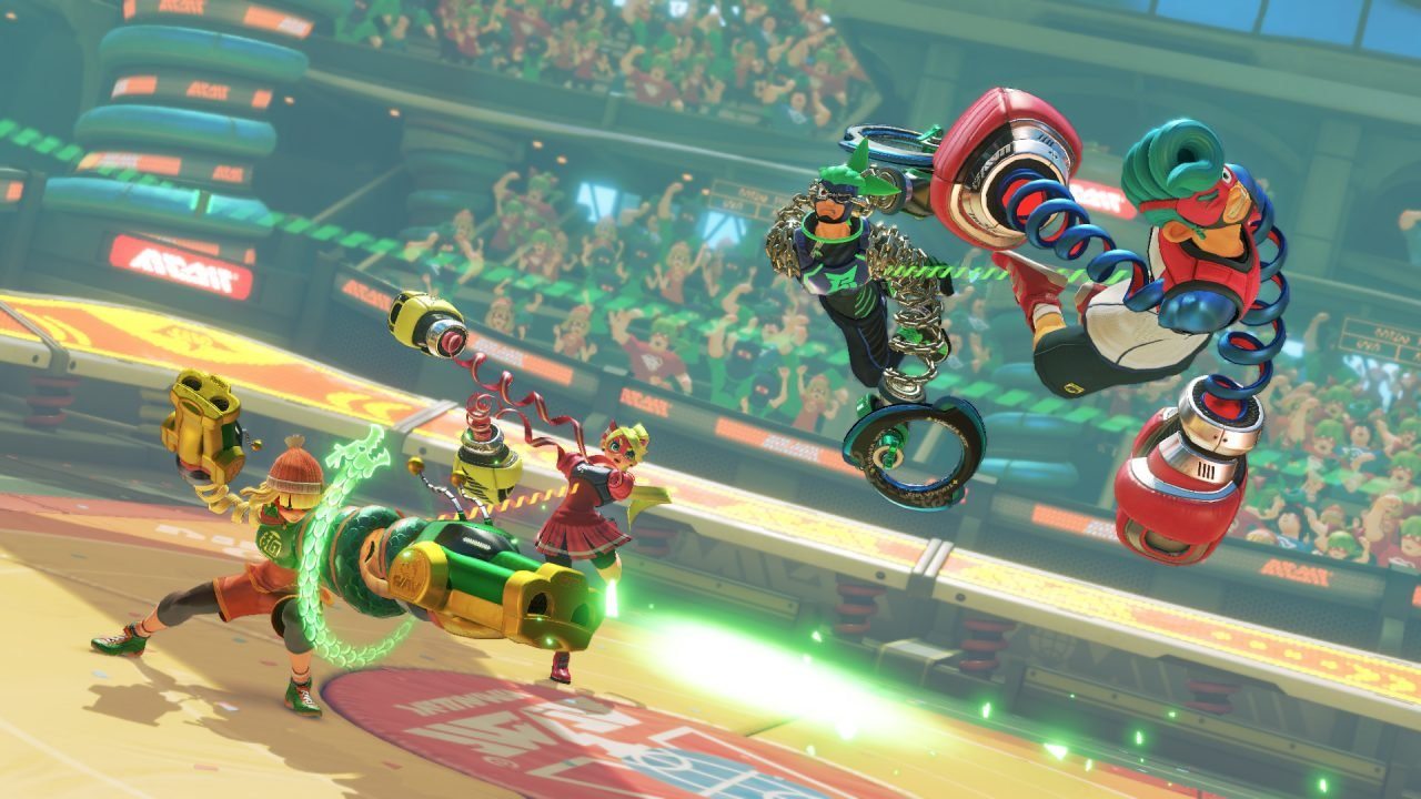 Arms Review - New Twist 2