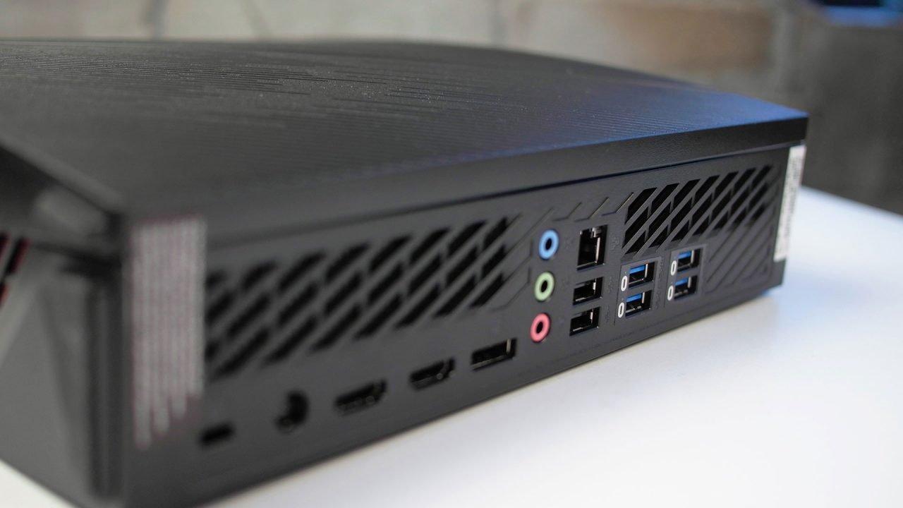 Asus Vivopc X Hardware Review 5