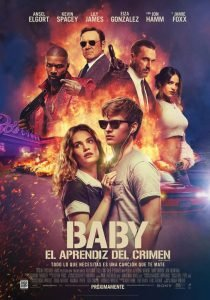Baby Driver Movie Review - Vehicular Musical