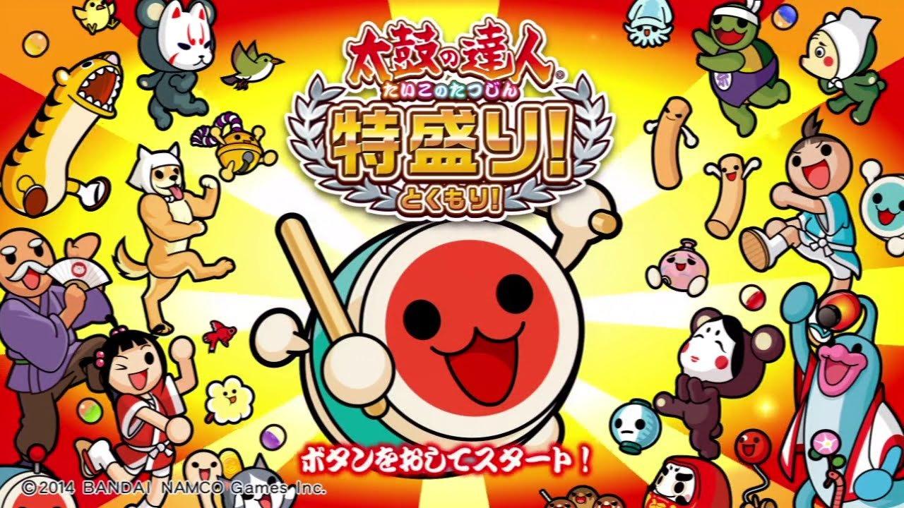 Bandai Namco Announces Taiko Rhythm Game for PlayStation 4