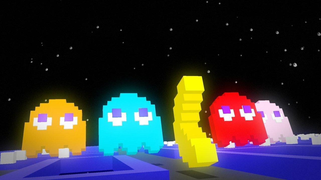 Bandai Namco Teases New Pac-Man Game 1