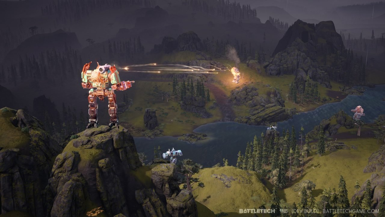 BattleTech Preview- Complex Conceps Hidden Beneath Approachable Presentation 2