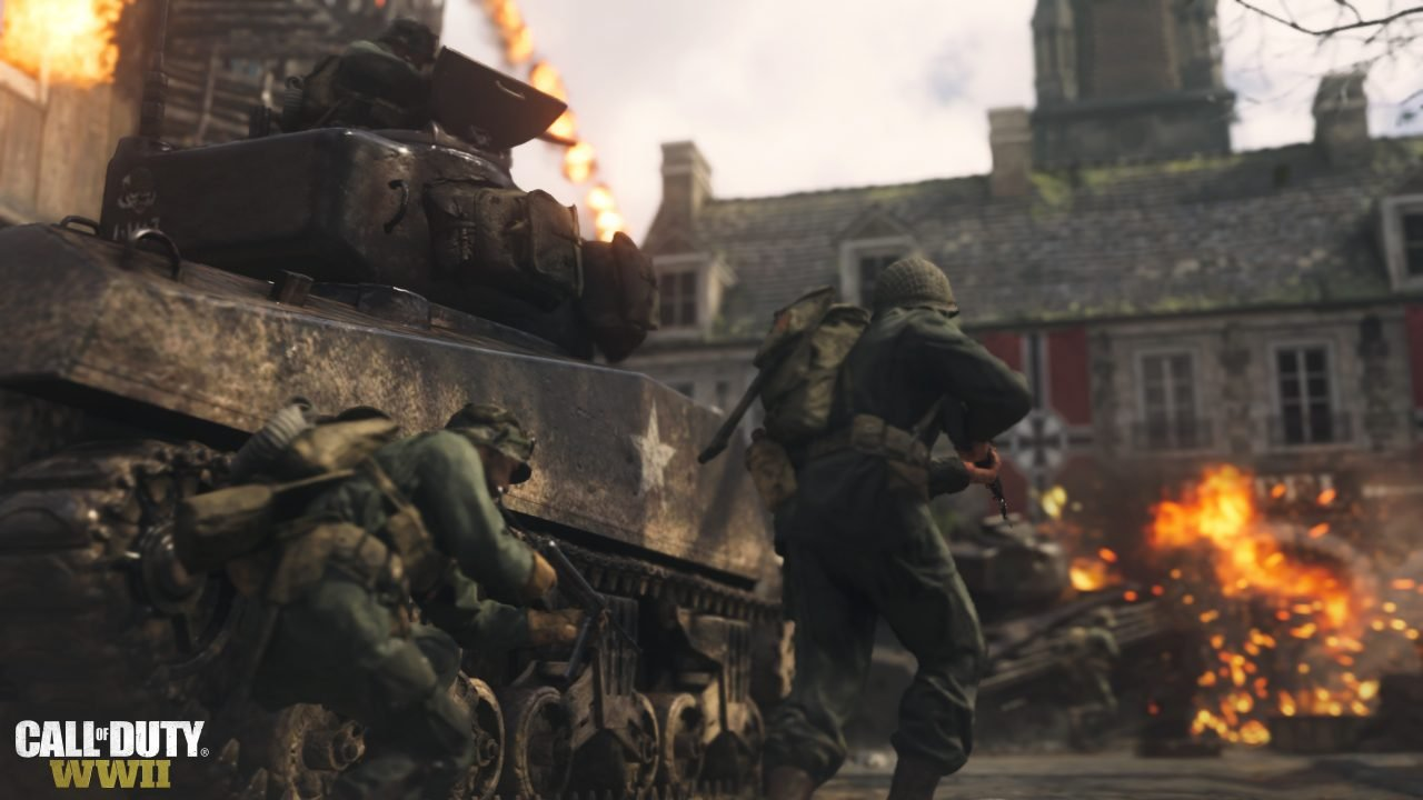 Call of Duty: WW2 E3 Preview - Back to it's Roots and a Step Forward 2