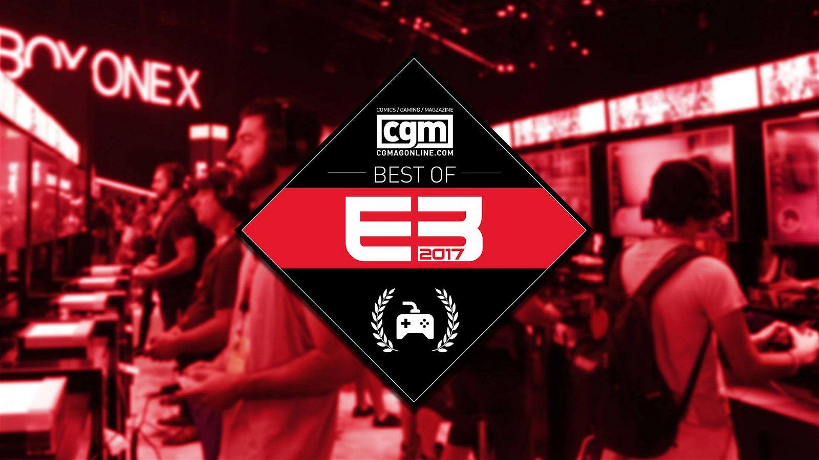 CGMagazine E3 2017 Best of Show Awards (Part 1) 2