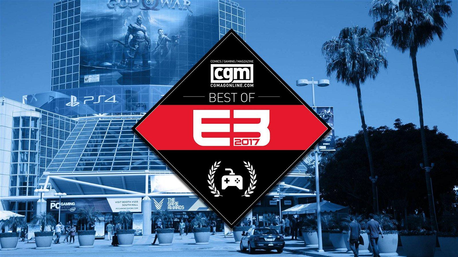 CGMagazine E3 2017 Best of Show Awards (Part 2) 1