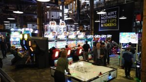 Cineplex Brings Arcade Games and Dining to Downtown Toronto