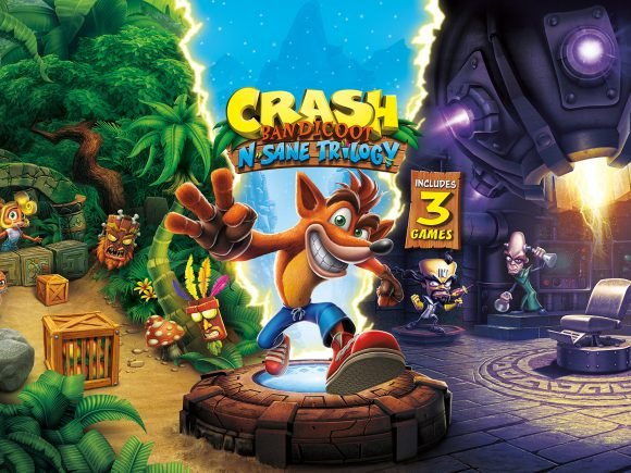 Crash Bandicoot N. Sane Trilogy Preview – Here's Coco