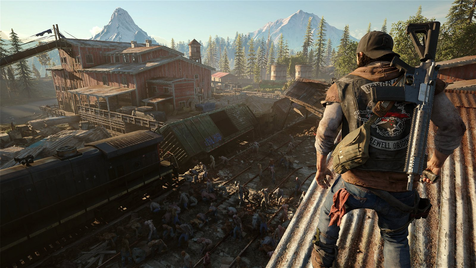 Days Gone E3 2017 Preview - Emergent Excitement