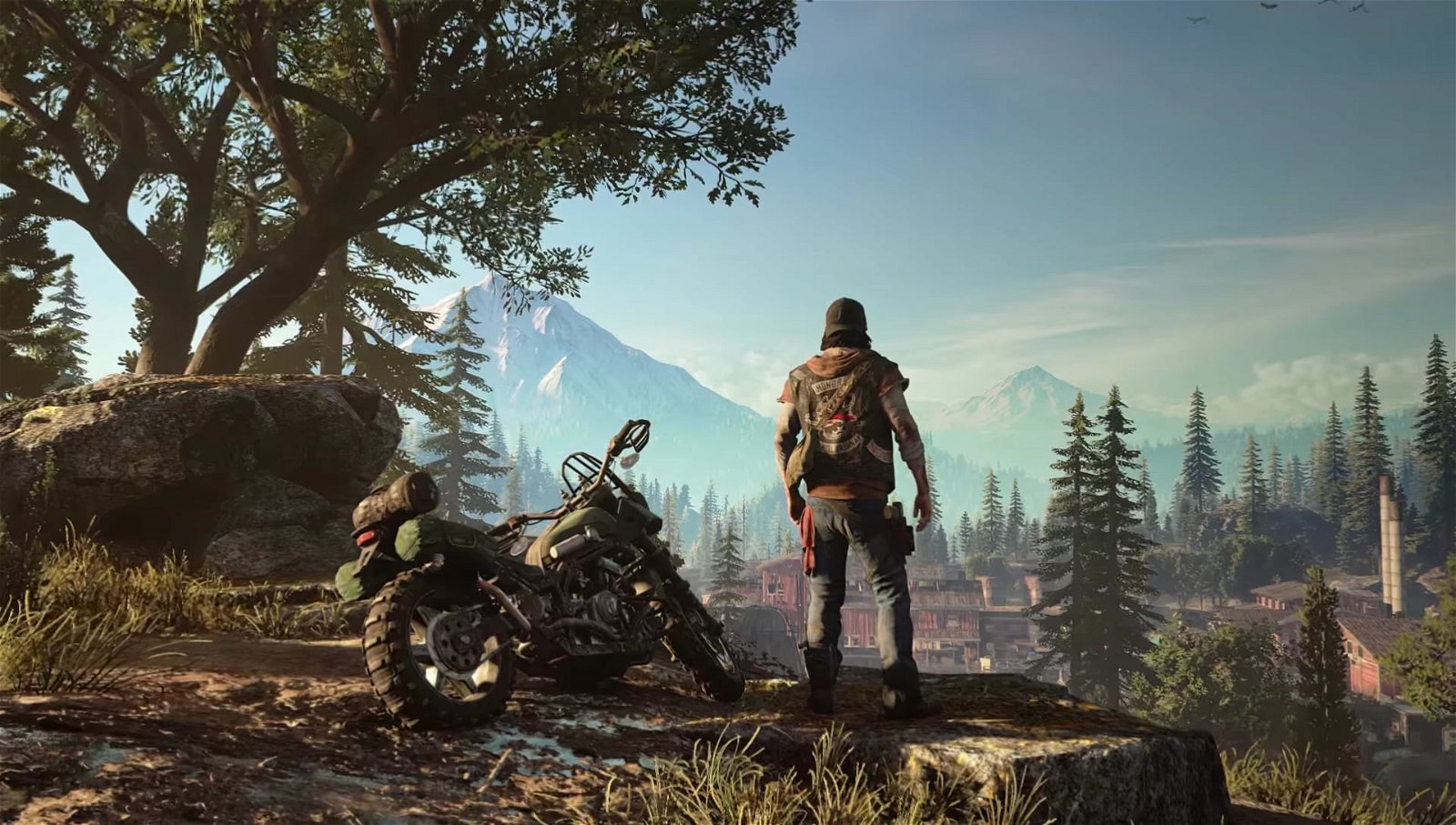 Days Gone E3 2017 Preview - Emergent Excitement 4
