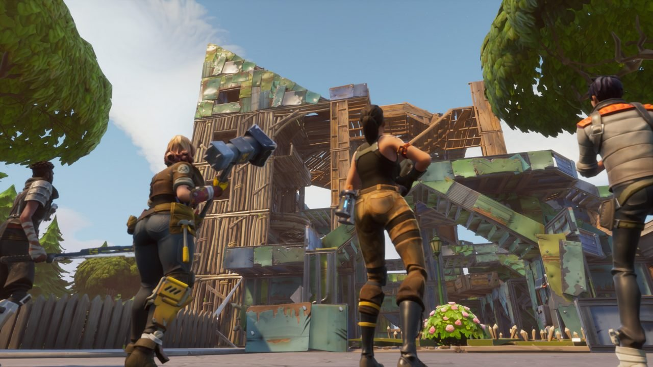 Defend your forts in Fortnite this July