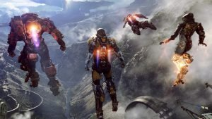 EA Shows More of Their New IP, Anthem