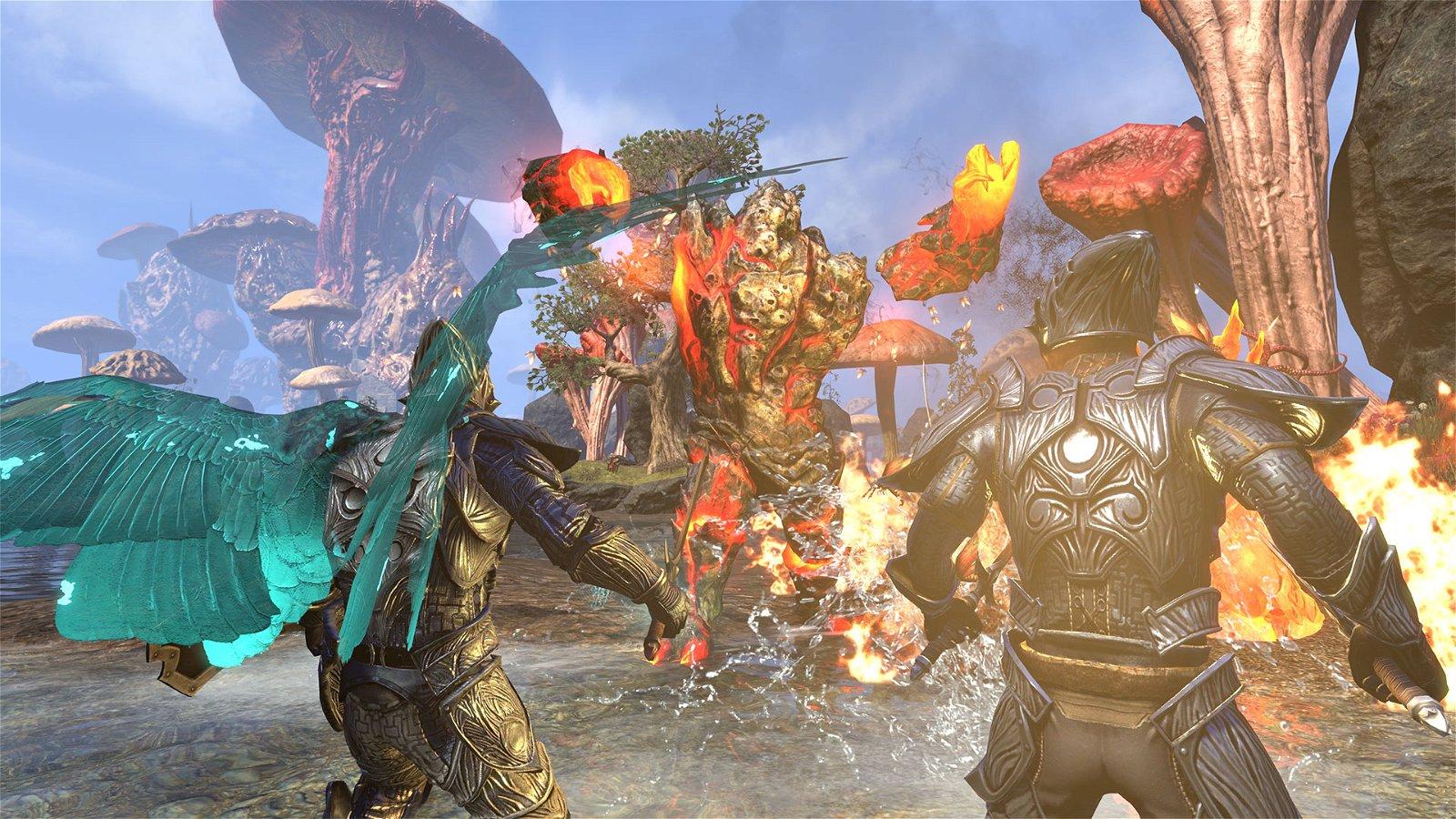 Elder Scrolls Online: Morrowind Review - Going Back In Time 4