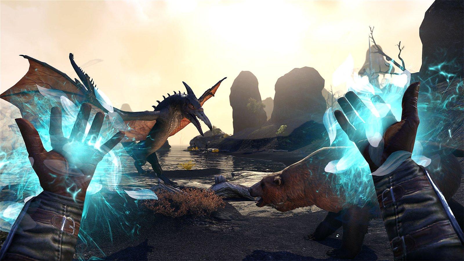 Elder Scrolls Online: Morrowind Review - Going Back In Time 5